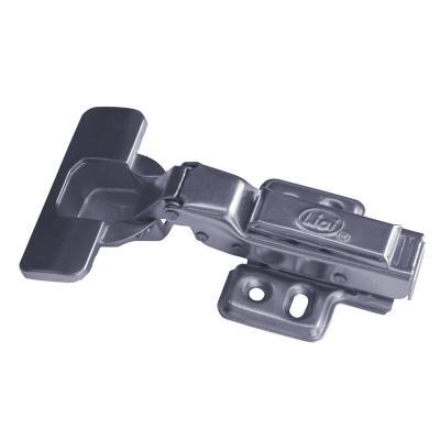 Pack bisagra reten semi curva 35 mm cierre suave 2 unidades
