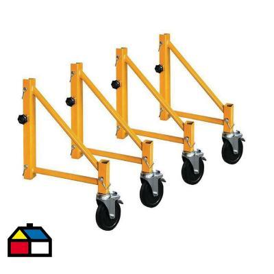 Set ruedas laterales Maxi Desnivel - 4 unidades