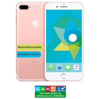"Celular iPhone 7 Plus Rosado / 128 GB / 5.5 """