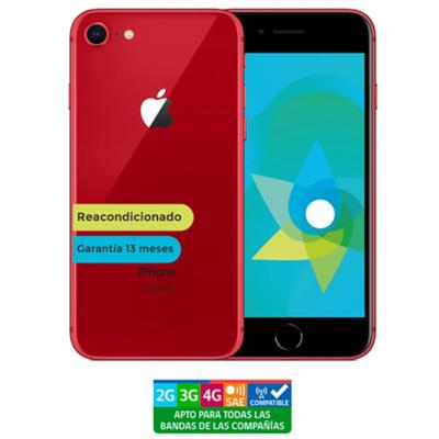 "Celular iPhone 8 Rojo / 64 GB / 4.7 """