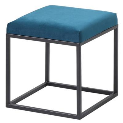 Piso 34x34x43 cm azul