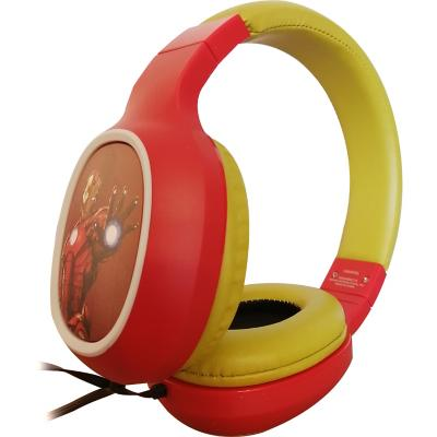 Audifonos Over-ear Iron Man