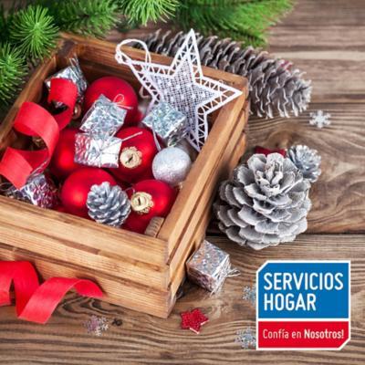Servicio de Desarmado de árbol de navidad