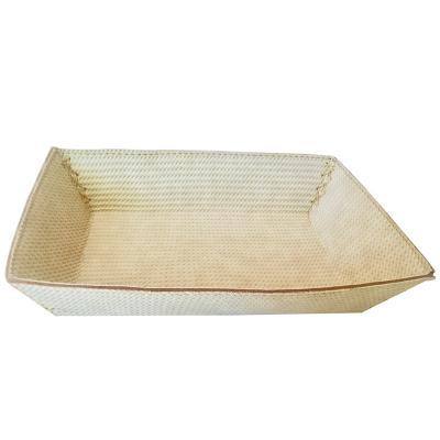 Panera 26x18x7 cm beige ecocuero