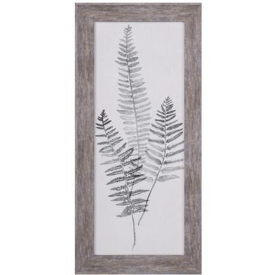 Cuadro planta rustic 1 27x57 cm