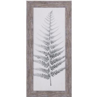 Cuadro planta rustic 2 27x57 cm