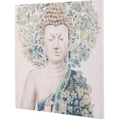 Canvas buda color 80x80 cm