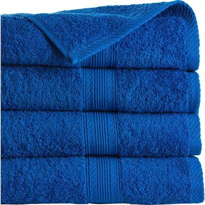 Toalla baño 70x140 cm azul