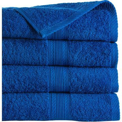 Toallón 90x150 cm azul