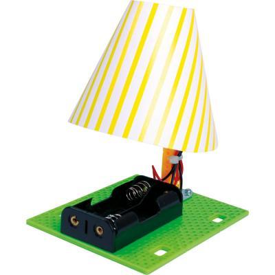 Lámpara armable