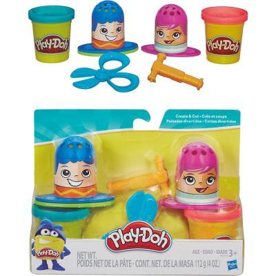 Juego Play-Doh Peinados Divertidos