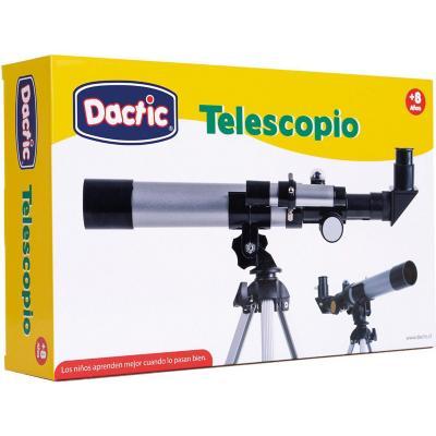 Telescopio Aluminio c/Trípode