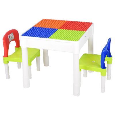Set infantil mesa + 2 sillas
