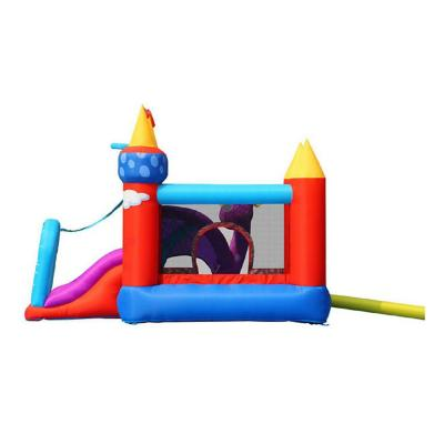 Juego inflable dragon