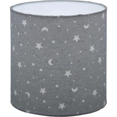 Pantalla estrella luna 17x17 gris