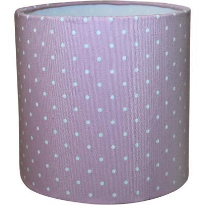Pantalla puntos 17x17 rosada