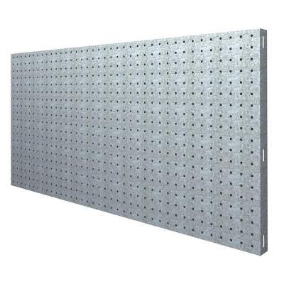 Panel metal 90x60x3,5x cm galvanizado