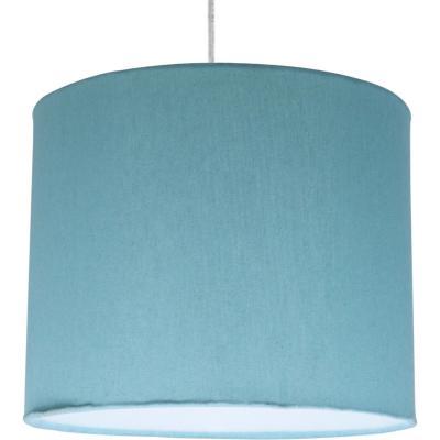Lámpara colgante lisa verde 1 luz E27