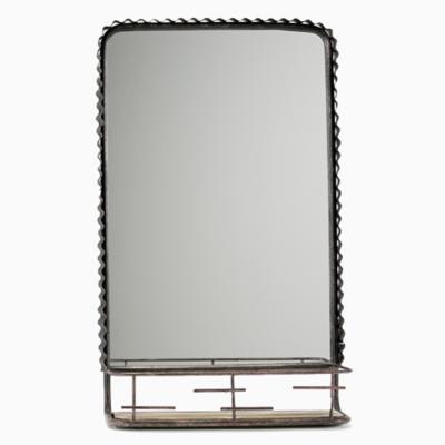 Espejo rectang repisa 47x77 cm