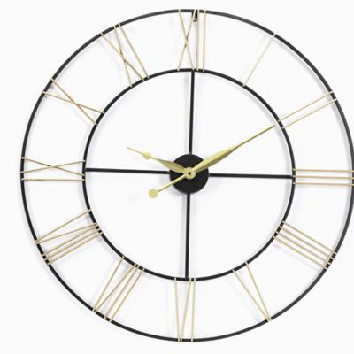 Reloj gold and black 80 cm
