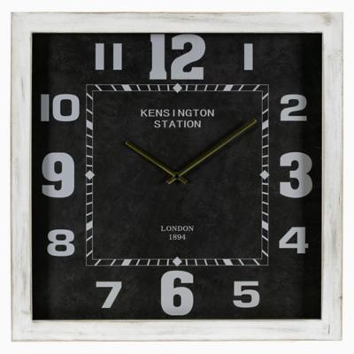 Reloj cream and black 60 cm