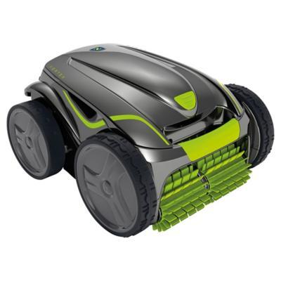 Robot automático limpiafondo y pared 230V mando a distancia