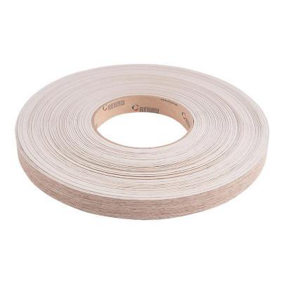 Tapacanto PVC roble santana 22x0,45 mm 100 m