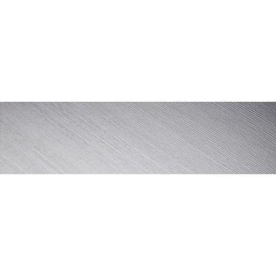 Tapacanto PVC gris suave 22x1 mm 175 m