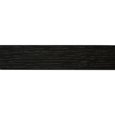 Tapacanto PVC roble antracita 22x0,45 mm 50 m