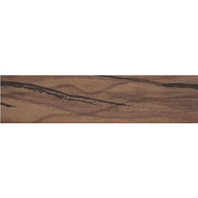 Tapacanto PVC nogal terracota 19x1,5 mm 100 m