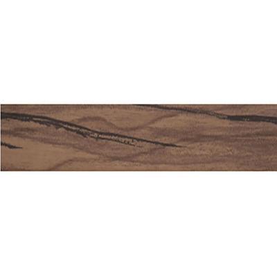 Tapacanto PVC nogal terracota 22x0,45 mm 300 m