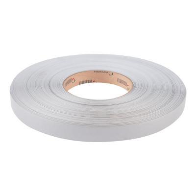 Tapacanto PVC aluminio 22x0,45 mm 100 m
