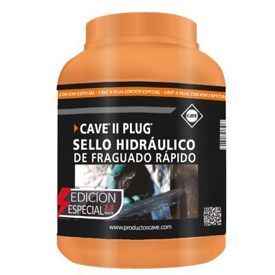 Cave II plug 2,8 kg pote