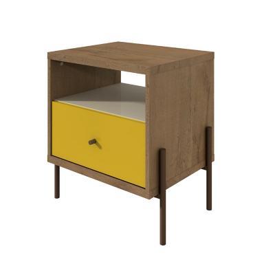 Velador 53x57x40cm amarillo