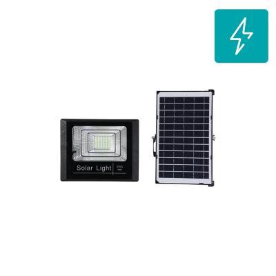 Reflector con panel solar 25W 465LM