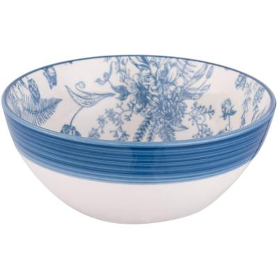 Bowl 16 cm azul cerámica