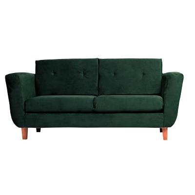Sofá agora 3 cuerpos 190x85x86 cm verde