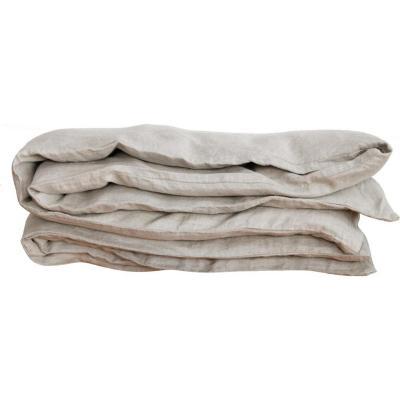 Piecera lino beige 90x240 cm