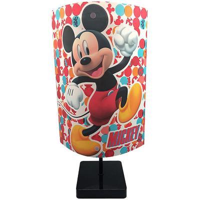 Lámpara de mesa ovalada Mickey 1 luz E27
