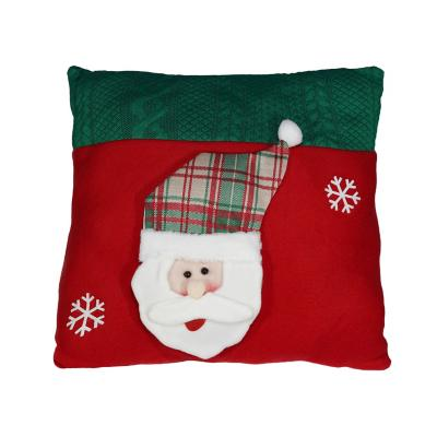 Cojín navideño cuadrado 35x35 cm