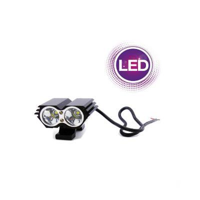 Neblinero led cree de 20 watt /tipo buho para moto