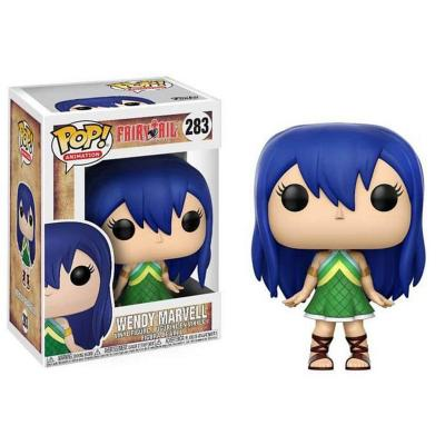 Figura pop wendy marvell - fairy tail