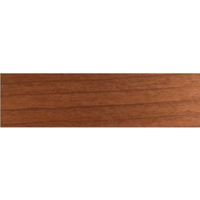 Tapacanto PVC cerezo natural 22x0,45 mm 100 m