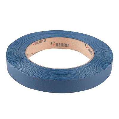 Tapacanto PVC Azul Acero 22x0,45 mm 25 m