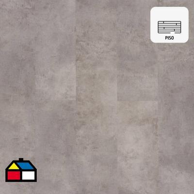 Piso vinílico 5 mm beige 22,9x122 cm 2,24 m2