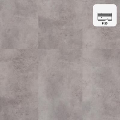 Piso vinílico 5 mm beige 45,7x91,4 cm 2,51 m2