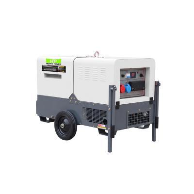 Generador eléctrico a diesel 10.000W