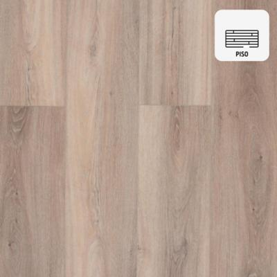 Piso vinílico 5 mm gris 22,9x151,1 cm 2,08 m2