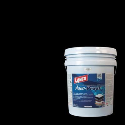 Membrana impermeable de aislamiento contra agua y grietas 5 galón