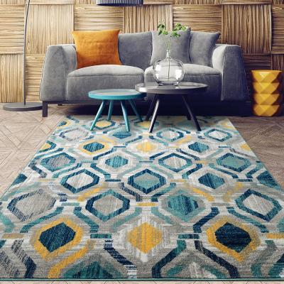 Alfombra elite 160x230 cm azul